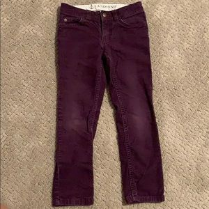 1963 Land's end pants size 6 in girls